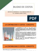 Diapo 1 Clase Nº1 Ccostos Fundamentos Costos 2019
