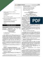 Aprueban Reglamento de La Ley n 29338 Ley de Recursos Hidr Decreto Supremo n 001 2010 Ag 472561 3