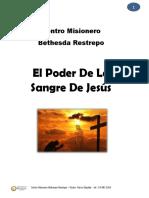 El Poder de La Sangre de Jesús