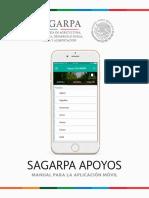 Guia de Uso App Apoyos Sagarpa