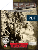 Flames of War III (Intelligence Briefing) - Dieppe