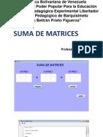Suma de Matrices delphi