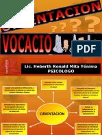 cuestionario de orientación vocacional