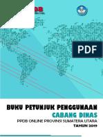 User Manual Portal Ppdb Online 2019-Cabdis