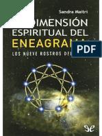 Sandra Maitri  - La Dimension Espiritual Del Eneagrama