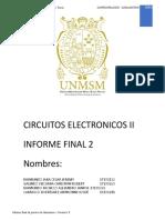 circuitos electronicos 2