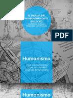 Drama Humanismo