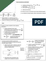 Resumen Para Practica de Teoria Matematica de Elasticidad