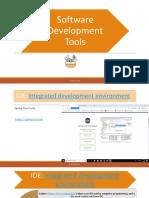 Software Development Tools
