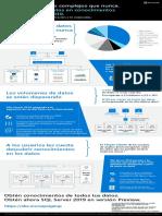 SQL Server 2019 Transform-Data Into Insights Infographic ES ES