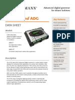 DS HZM AUS SITEC Xtend ADG Advanced Digital Governor e