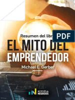 (Resumen) El Mito Del Emprendedor - Michael E. Gerber (2)