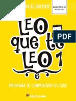 GD_ Leo Que Te Leo 1