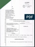2019 05 22 ADEQ Complaint