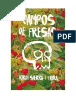 Portada de Campo de Fresas