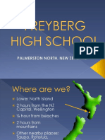 Freyberg High School Powerpoint