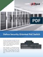 Dahua Poe Switches