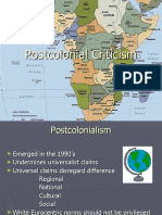 Postcolonial Criticism GROUP6