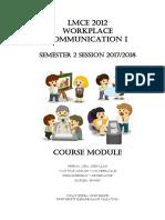 Na - Course Module - Sem 2