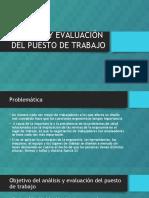 u2 EVALUACIÓN y ANÁLISIS DEL PUESTO DE TRABAJO-1.pptx