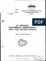 EL HERBARIO