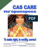 Pascas Care Ho'Oponopono