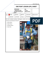 Ppe When Working at Height