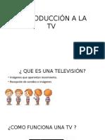 Introducción a La Tv