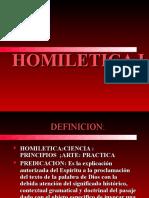 Introducción homiletica