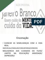 Palestra Janeiro Branco