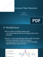 Polymerase Chain Reaction Nie2