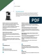 Impresora Hp m725z Mfp