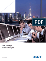 Chint Low Voltage Product Catalogue en 0714