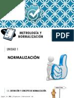 Metrologia y Normalizacion Ingenieria In