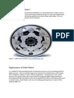 What is an Orbit Motor