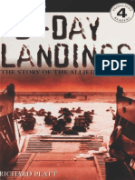 D Day Landings the Story of the Allied Invasion Dk.