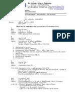 Acad Requirements Sy 2018-2019