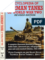 Encyclopedia of German Tanks of World War Two