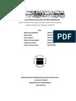 revisi Proses perencanaan