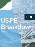 PitchBook 1Q 2019 US PE Breakdown