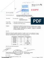 1161 - Technical Submittal for Lifting Equipment (Dutest Qatar)
