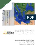 Cuarto Viaje de Pablo PDF