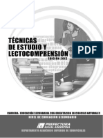 Módulo de Técnicas de Estudio (1)