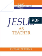 [Pheme Perkins] Jesus as Teacher (Understanding Je(BookFi)