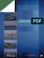 Canalship Corporate Profile en 2