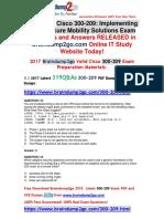 [2018-January-New]Braindump2go 300-209 PDF and 300-209 VCE Dumps(Q113-Q123)