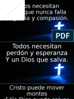 Cristo Puede Mover Montes