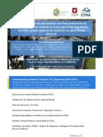 3-5 Establecimiento Plantaciones Maqui en Zonas Degradadas
