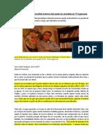 José Watanabe y Su Pasado Paterno