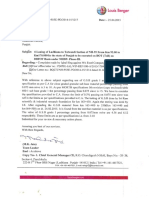 Letter No.1217 Dt. 25.04.2015 Regarding .Complaint made by Iqbal Sing against Ms Essel Company  .pdf